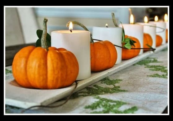 Fall Decor, American Made