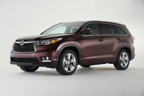 AMERICAN MADE CAR, Toyota Highlander Review on USALoveList.com