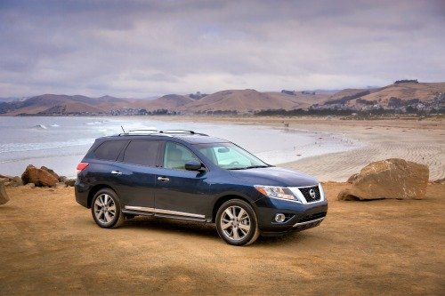 High Quality Drive In Style: American Built Car, Nissan Pathfinder Review