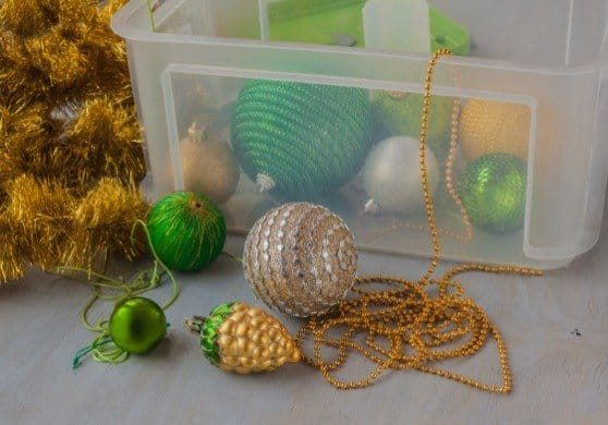 4 Tips on Storing Holiday Decorations