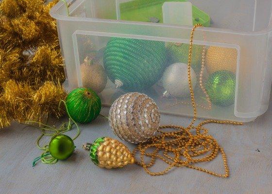 American made christmas decoration storage containers for American christmas decoration
