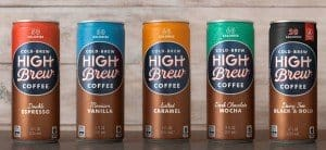 American Made Affordable Gifts for Coffee and Tea Lovers - High Brew Cold Brew Coffee via USALoveList.com.jpg