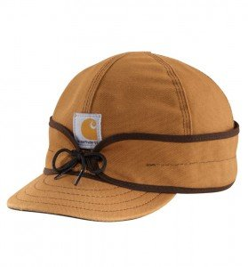 American Made Gifts For the Outdoor Enthusiast via USALoveList.com - Carharrt + Stormy Kromer Cap