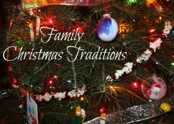 Family Christmas Traditions With American Made Goods