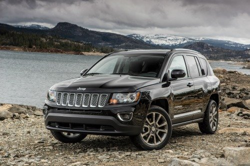 Drive In Style in the Jeep Compass {AMERICAN CAR REVIEWS}