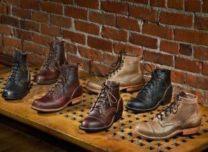 Nick's Handmade Boots - American Made Boots via USALoveList.com
