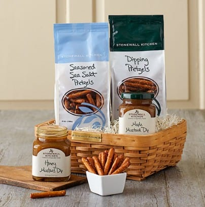 Stonewall Kitchen snack gifts sets | Gifts for under $30 made in USA