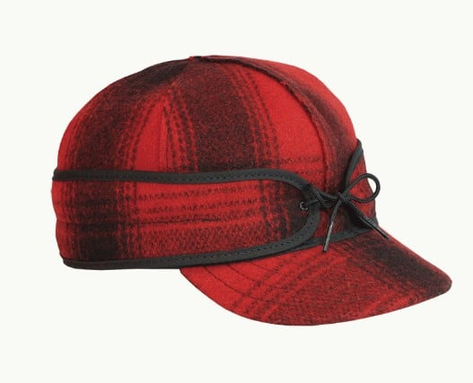 Gifts for men under $50: The original Stormy Kromer Cap #usalovelisted #giftsformen