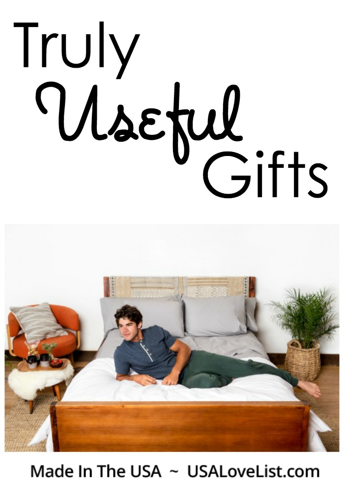 Useful Gifts, made in USA #usefulgifts #holidaygifts #giftlist #gifts