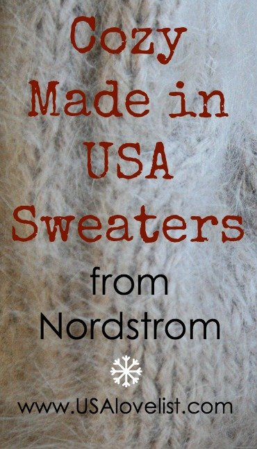 7 Made in USA Sweaters We Love Spotted at Nordstrom