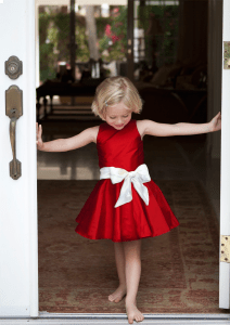 Holiday clothing for kids by Max & Dora | Made in USA