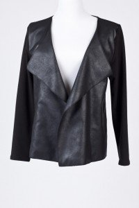 Vegan Faux Leather jacket