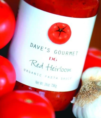 Giveaway: Dave's Gourmet Natural Pasta Sauce Bestsellers