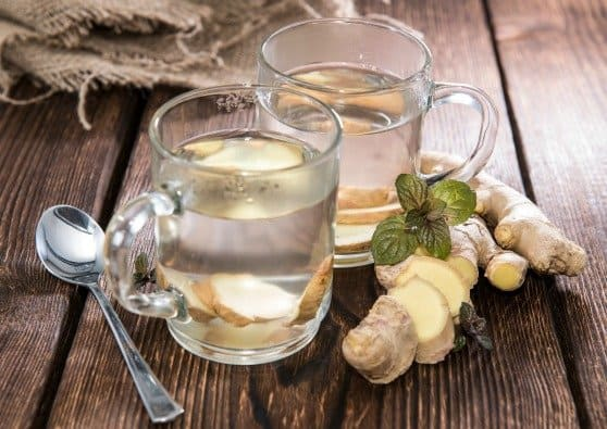5 Healthy Practices to Follow During the Cold and Flu Season PLUS A Ginger Tea Recipe