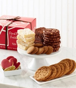 This family sized box of cookies makes an easy American made gift any time of year. (via USAlovelist.com)