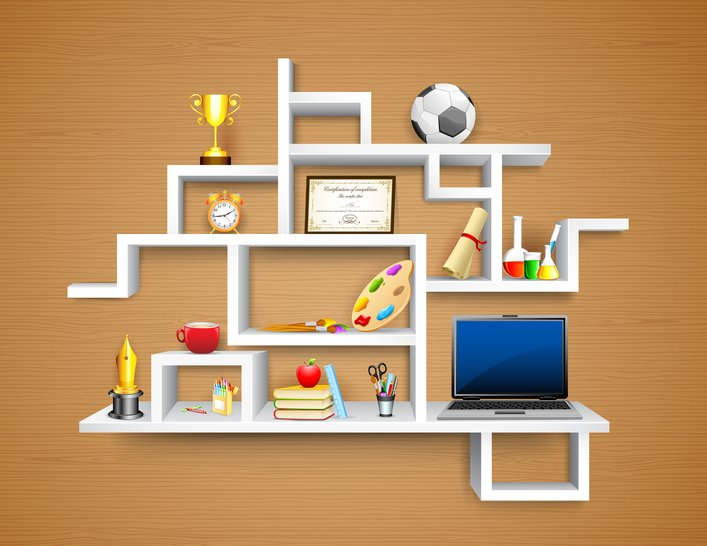How to Keep Clutter Under Control; Get Organized & Buy American