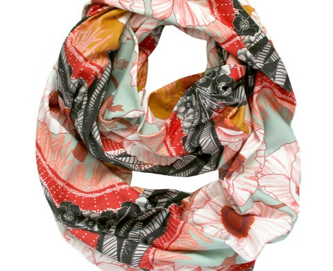 Three Tips For How To Wear A Scarf To Update Your Look For Any Season via USALoveList.com