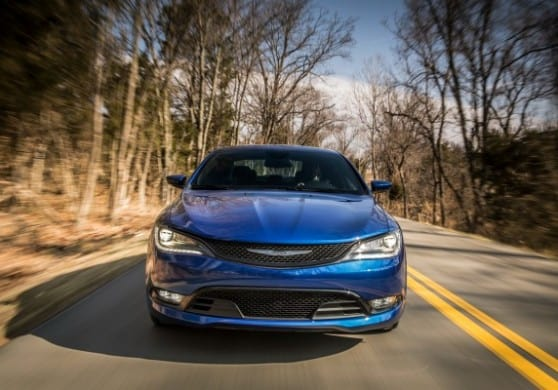 2015 Chrysler 200 and It's 5 Star Safety Rating. Read more on USALoveList.com