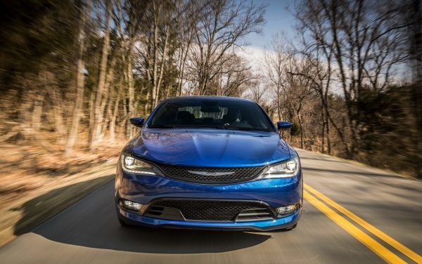 Review: 2015 Chrysler 200 and Its 5 Star Safety Rating
