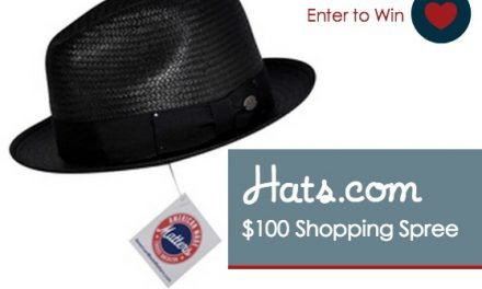 Giveaway:  Made In The USA Hats – $100 Gift Card With hats.com