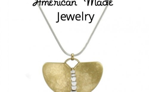 American Made Jewelry, We Love via USALoveList.com