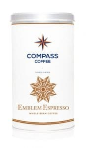 Compass Coffee Espresso: Ten Things We Love, Made in Washington, DC via USALoveList.com