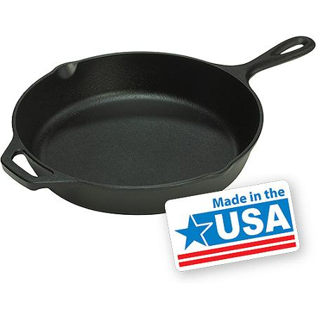 Lodge Cast Iron - made in the USA