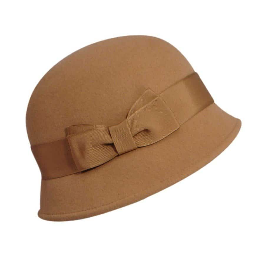 Clara cloche hat - stylish winter wear | American Made Hats from Hats.com | 15 percent off with Code USALove