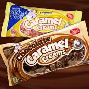 American Made Candy From Goetzes - Caramel Creams and Cow Tales Made in Maryland Since 1895