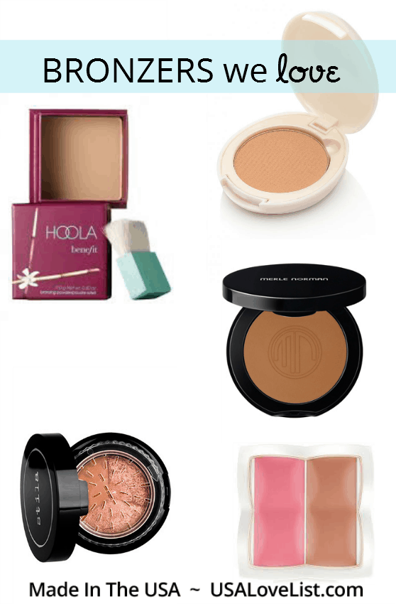 The Best Face Bronzers Made In The USA