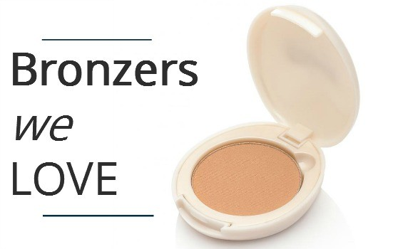 5 of the best made in the USA bronzers. #summer #beauty