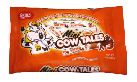 Mini Cow Tales Easter basket treats