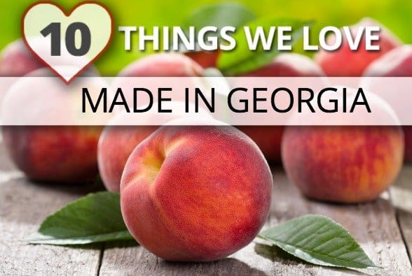 10 Products We Love: Made in Georgia