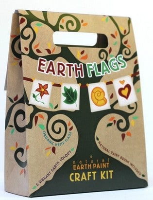 Natural Earth Paint Earth Flags at YouChange.Earth911.com #madeinUSA #EcoFriendly