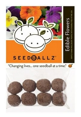 Seedballz via YouChange.Earth911.com #AmericanMade #natural