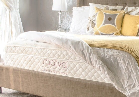 Saatva Luxury Mattress Giveaway via USALoveList.com
