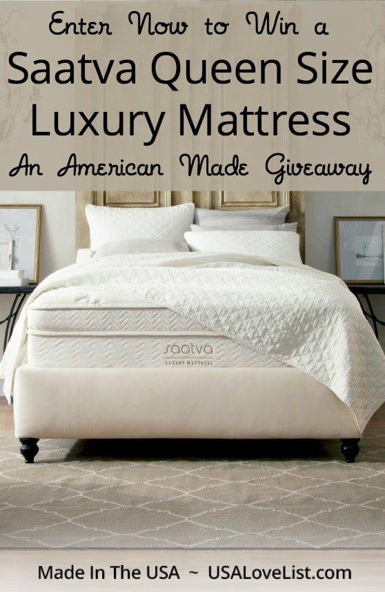 Saatva Mattress Reviews saatva eco friendly, american made luxury mattresses - usa love list