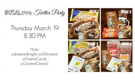 #USAlove Twitter Party: Let's talk spring recipes and Easter ideas, Made in the USA