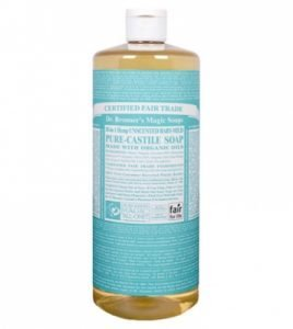 Baby Bath Products Made in USA without petroleum byproducts | #thinkdirty #getclean #AmericanMade via USALoveList.com
