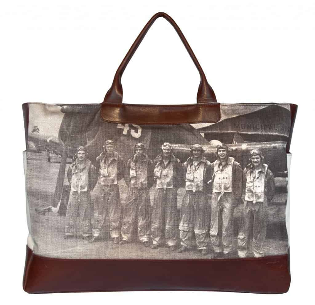 CockpitUSA American Made Tote Bag and Handbag via USALoveList.com | #AmericanMade #MadeinUSA #Handbags #Veterans #Patriotic