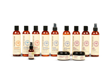 Innersense Organic Beauty Non-Toxic Haircare Products For Superior Results for Silky Shinny Hair