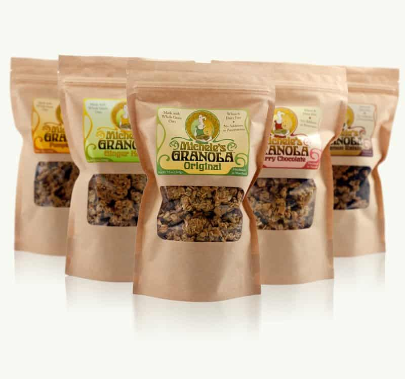 Micheles Granola From Maryland Reviewed on USALoveList.com