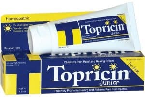 Topricin Junior - Healing Salve - Baby Bath Products Made in USA without petroleum byproducts Available at Whole Foods | #thinkdirty #getclean #AmericanMade via USALoveList.com