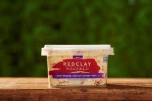Unique Pimento Cheese Options From Red Clay Gourmet Cheese Pimento Cheese - Goat Cheese and Sun-Dried Tomato | #AmericanMade #PimentoCheese #CaviaroftheSouth