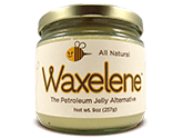 Waxelene Baby Bath Products Made in USA without petroleum byproducts | #thinkdirty #getclean #AmericanMade via USALoveList.com.