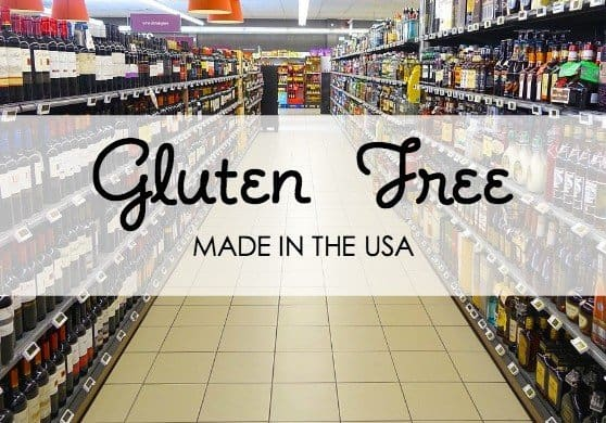 Our Favorite Made in USA gluten free goodies via USAlovelist.com