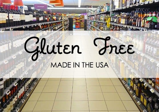 Made in USA Gluten Free Foods We Love