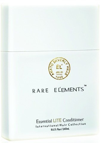 Rare Elements Essential Lite Conditioner Reviewed on USALoveList.com - Made From Non Toxic Ingridients Ranking 0 on EWG - American Made Luxur