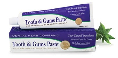 Natural Toothpaste Top Picks | Dental Herb Company #usalovelisted