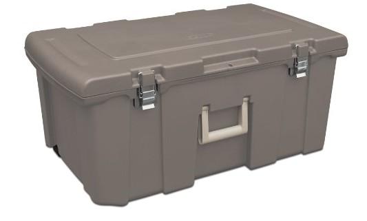 Summer camp shopping list: Sterilite storage locker   Made in USA